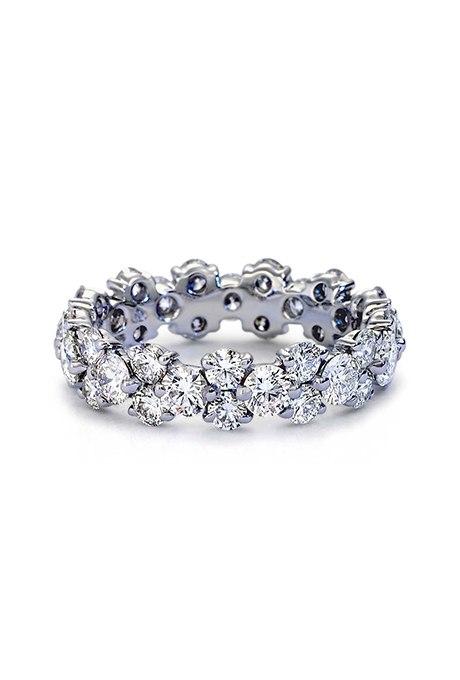 uWWxhcv0lHw - Свадебные обручальные кольца с вечным дизайном
