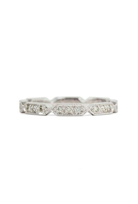 6pd7z84jBoM - Свадебные обручальные кольца с вечным дизайном