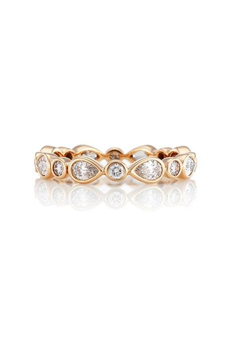 rJI34zH1tyA - Свадебные обручальные кольца с вечным дизайном