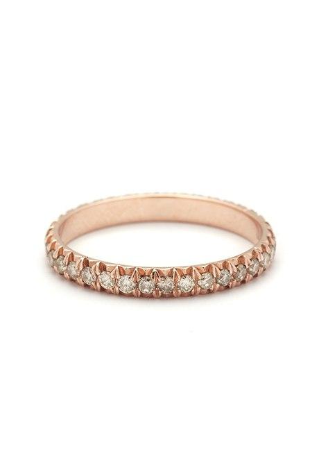 YphAA QEGZY - Свадебные обручальные кольца с вечным дизайном