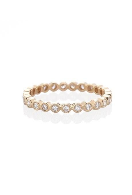 vKH1No VdwA - Свадебные обручальные кольца с вечным дизайном