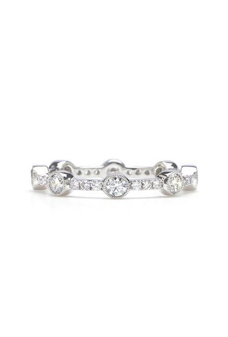 rYp1dvji3cA - Свадебные обручальные кольца с вечным дизайном