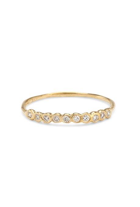KC2dp7ClaXg - Свадебные обручальные кольца с вечным дизайном