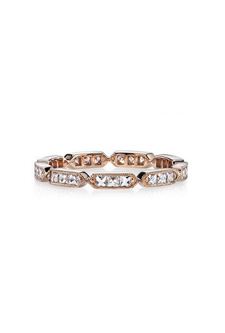 U3hIiepqEN0 - Свадебные обручальные кольца с вечным дизайном