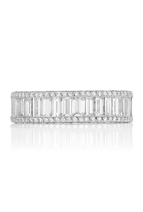 iGRtaj8vAms - Свадебные обручальные кольца с вечным дизайном
