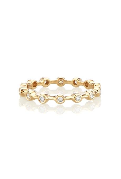 j buzoC73g - Свадебные обручальные кольца с вечным дизайном