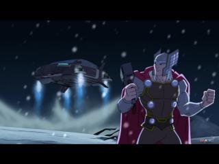 Мстители, общий сбор - 1 сезон 2 серия