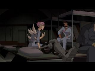 Росомаха и Люди Икс / Wolverine and the X-Men (2008 - 2009) 9 серия Будущее Икс / Future X