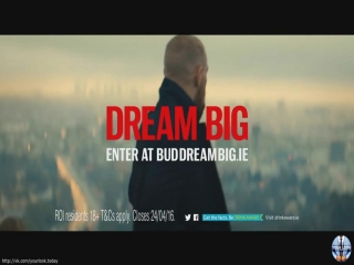 Реклама «Budweiser» с участием Конора Макгрегора запрещена к показу в Ирландии (русс. озвучка)