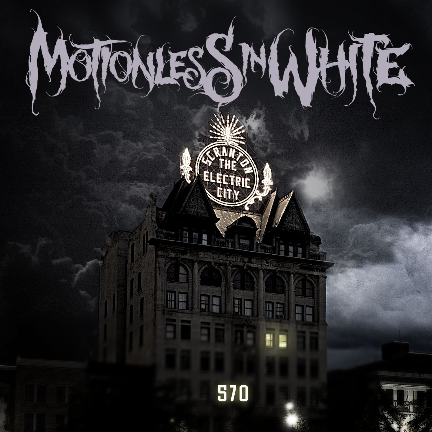 Motionless In White - 570 [single] (2016)