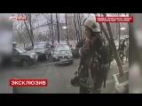 Взявшего в заложники собственную жену обезвредили пожарные 21 ПЧ Москвы