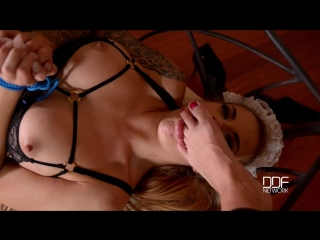 Maisie rain, kayla green  [hd porno, sex, big tits, natural boobs, big ass, lesbian, licking, bdsm, fetish, toys, new 2015]