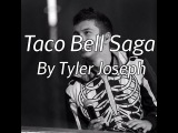 TB Saga- Tyler Joseph No Phun Intended (Lyric Video)