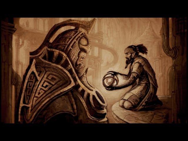 История мира Elder Scrolls - Двемеры (часть 1)