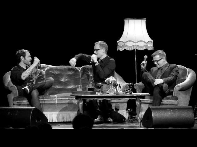 TV Noir im April 2012 mit ROCKY VOTOLATO und SVEN VAN THOM - tvnoir.de