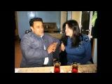Beture Huseyinova Sahib Ibrahimov Ay Qiz duet Dunyada Tekirarsiz Evezsiz Cutluk