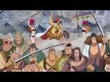 One Piece 729 | Ван Пис 729 серия [Shachiburi] HD
