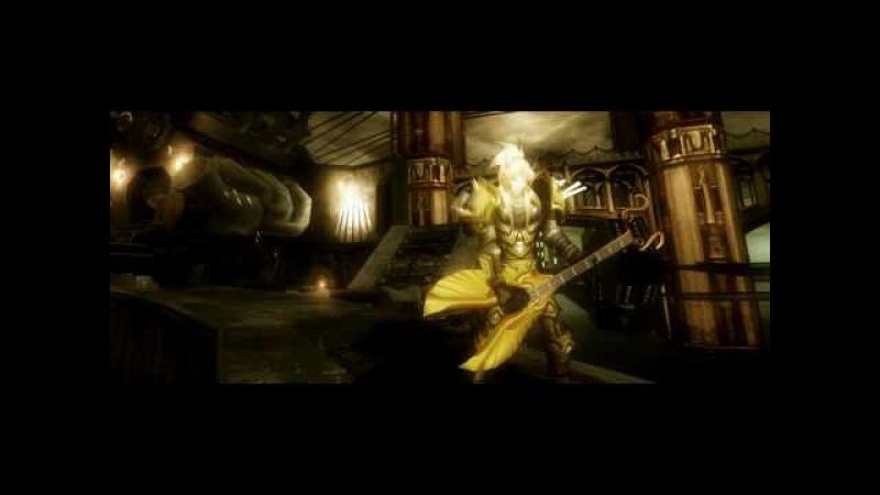 Level 70 Elite Tauren Chieftain - I`m so sick(WoW clip. Flyleaf).avi