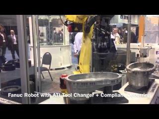 Роботы манипуляторы в современной промыленности