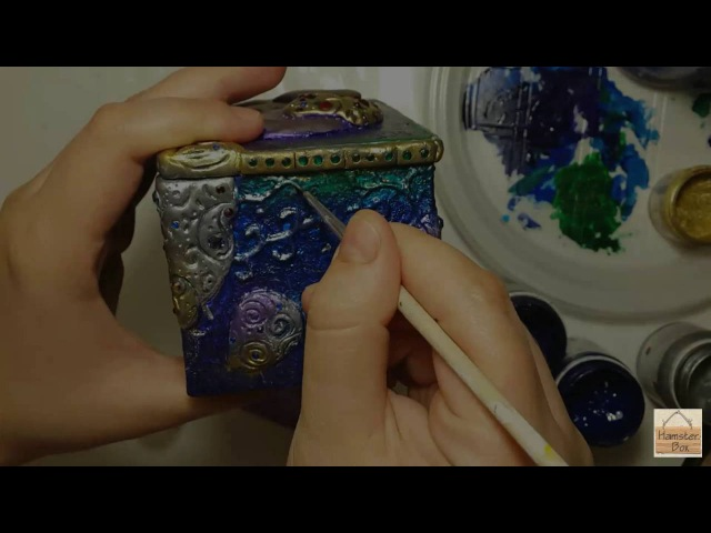 Magic Elephant Часть 2 полимерная глина