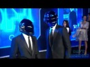 RARE Footage of Daft Punk At The TRON Legacy Premiere