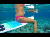 KALOEA Surfer Girls - This is Tahiti (HD 2015)
