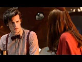 Доктор Кто Doctor Who s05e05 Тем временем в ТАРДИС( часть 2 part 2)