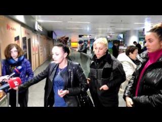 Депортированные из Парижа украинцы жалуются на произвол французов и американцев