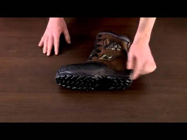 [ОБЗОР] Зимние ботинки 0650 «CYCLONE» от TM «GARSING»