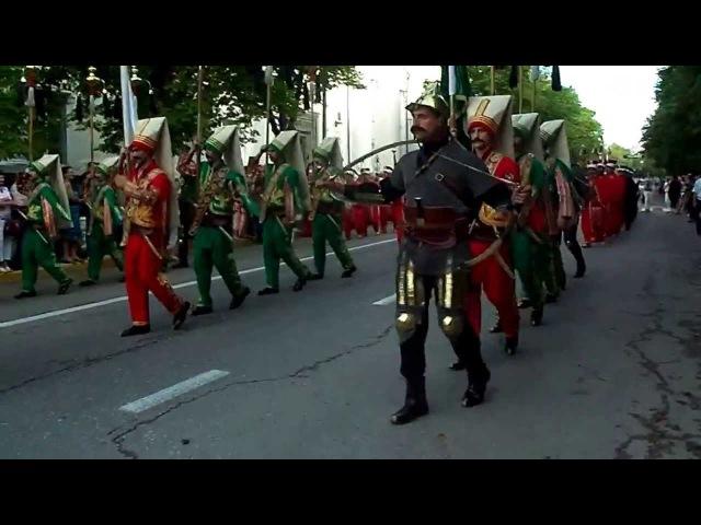 Турецкий оркестр МЕХТЕР вызвал огромный интерес севастопольцев