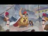 [16+] 729 серия | One Piece | Ван Пис |[Chokoba][2016][Studio Bastion]