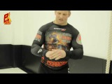 Мощный удар и крепкие кулаки от Алексея Кудина (WB1)