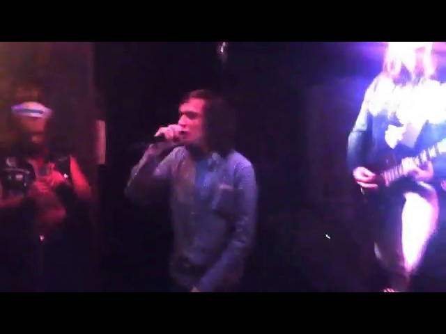 Dudes from Nowhere - No, I'm Alpha Male (live @ Turbojugend Russia party (Ящик club, Spb, 13.02.2016))