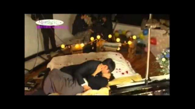 Hyun Bin - Ha Ji Won behind the scene 22 [sweetie]