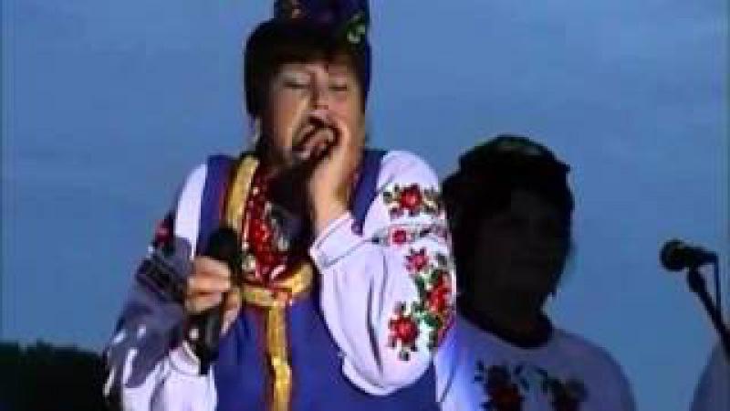 Укр пісня 2267 Коза гасає по ріллі Наталія Фаліон