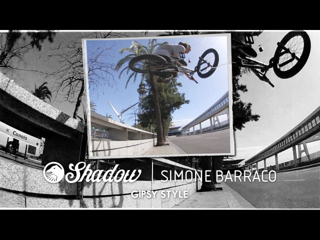 BMX - Simone Barraco - Gipsy Style