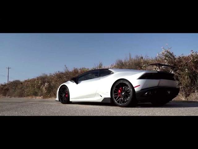 Аэродинамический обвес Vorsteiner Verona Edizione Lamborghini Huracan (PartsBoutique.ru)
