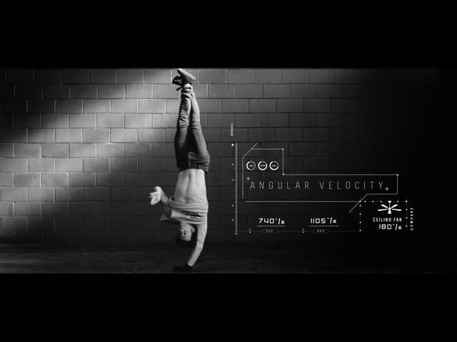 RED BULL - Science Behind Break Dance