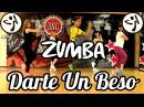 ЗУМБА ФИТНЕС - ВИДЕО УРОКИ ZUMBA - DARTE UN BESO - DanceFit