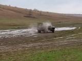 All road Березовка. танки грязи не бояться 29.11.2015 ч.18