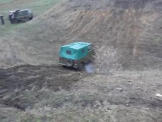 All road Березовка. танки грязи не бояться 29.11.2015 ч.28