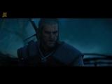 Ведьмак 3_ Дикая Охота - Трейлер Незабываемая Ночь на русском языке! Trailer [RUS]