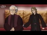 Как Должен Заканчиваться Фильм Звёздные Войны. Эпизод 3 - Месть Ситхов