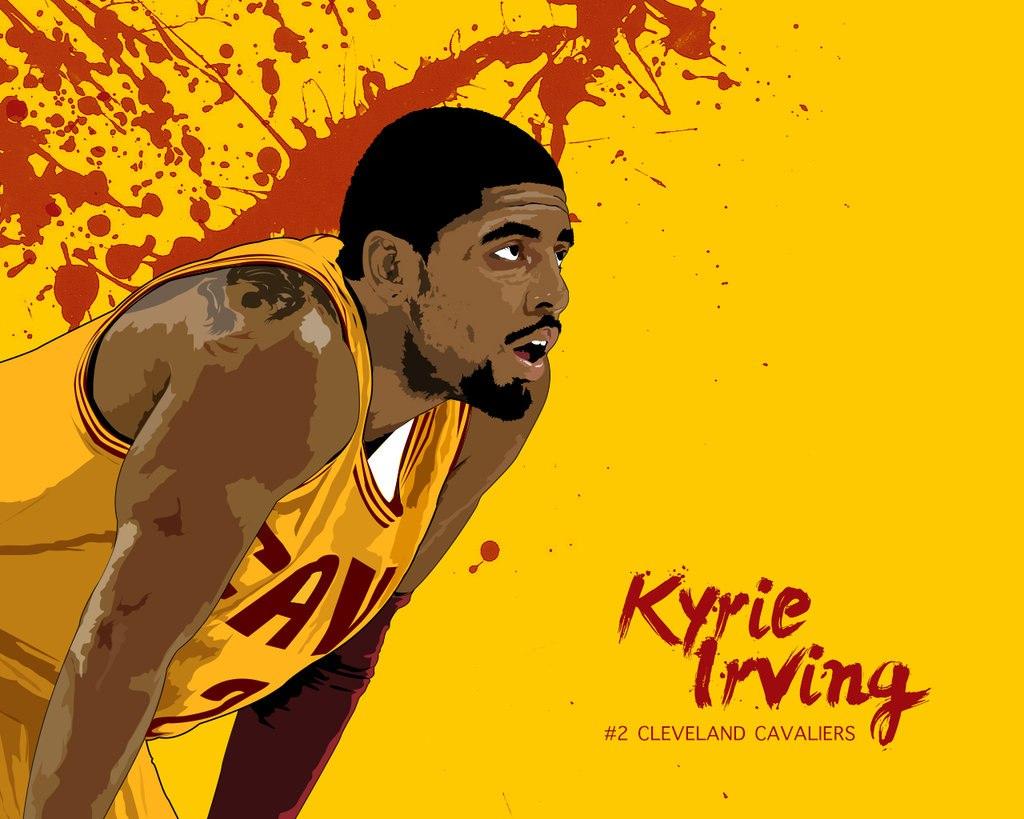 Kyrie Irving art