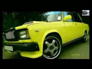 ВАЗ 2107 - Тюнинг КЛАССИКИ LADA 2107 - TUNING RETRO CAR THE BEST_low