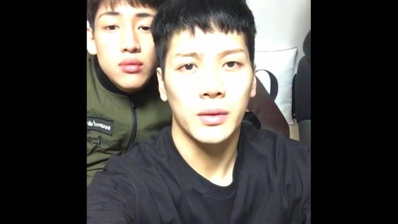 [Инстаграм] 160502 Джексон: Мы вернёмся! RealMen