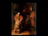 МНБ. Рембрандт Харменс ван Рейн. Возвращение блудного сына (1668 г.)