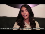 Madison Beer (My First Time Tag! at Top Five Live) — [rus sub]