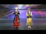 Назифа Хашимова + Илюза Кусярбаева - Килен сәйе + Самауыр менан бейеу (Байык 2015)