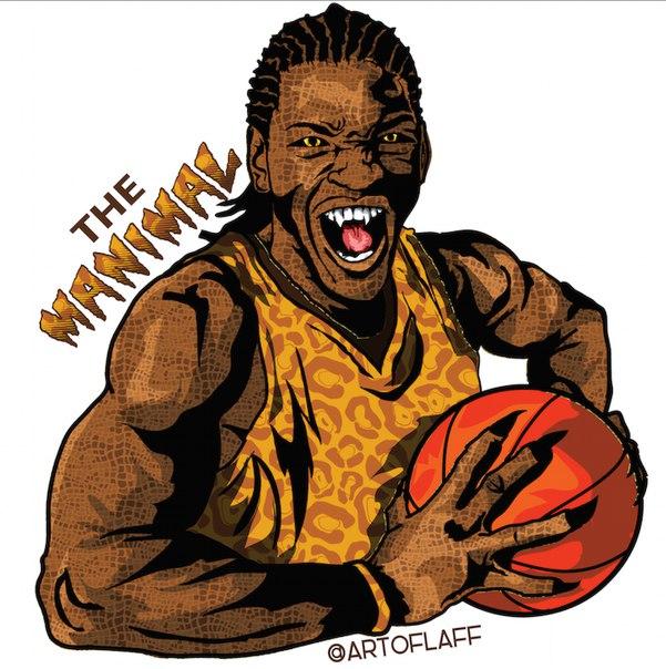 Кавай Леонард игрок НБА 2016